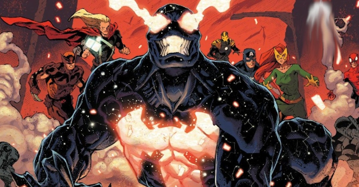 Venom Is New King In Black 5 Ending Spoilers