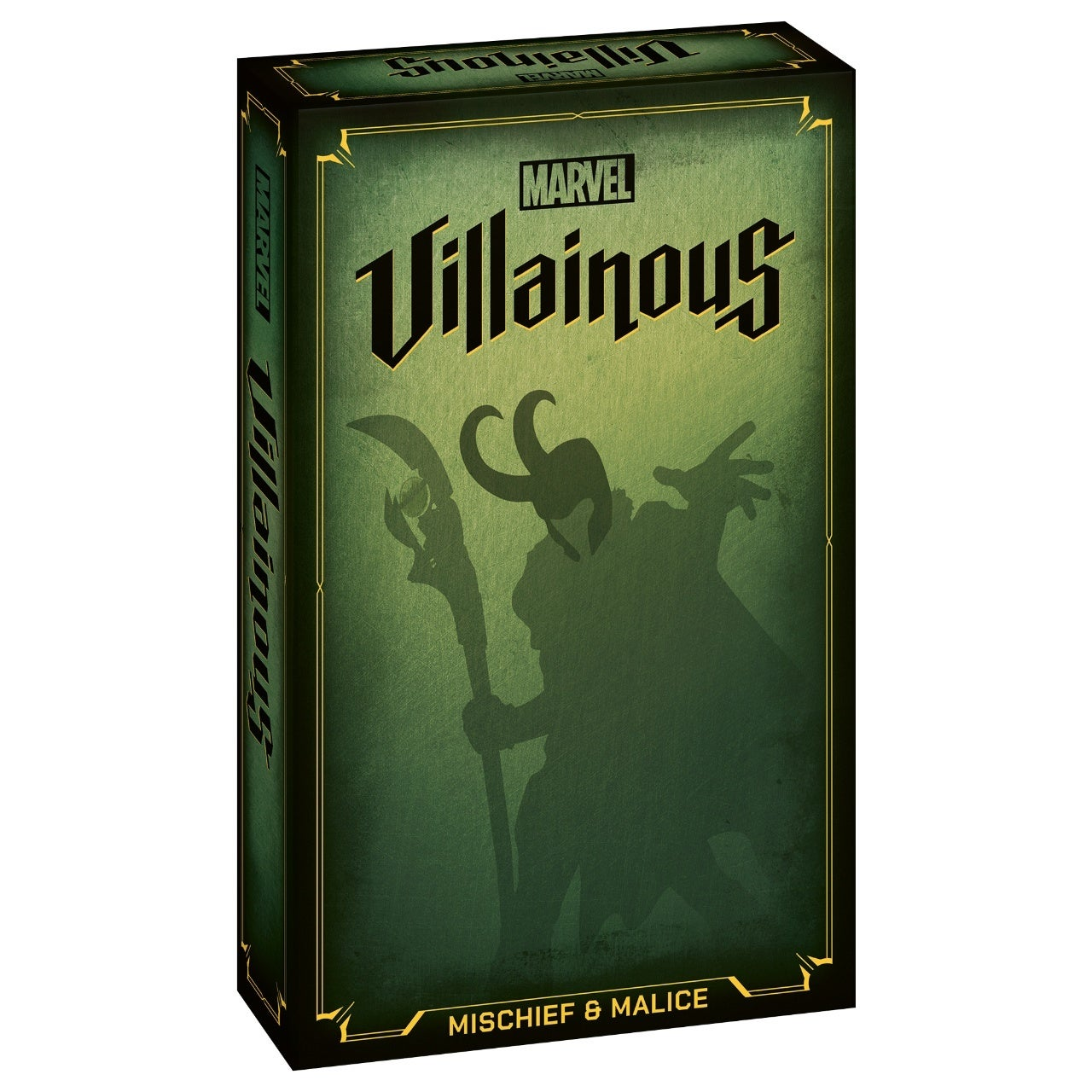 villainous box shot
