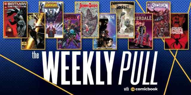 weekly pull week of april 14 2021