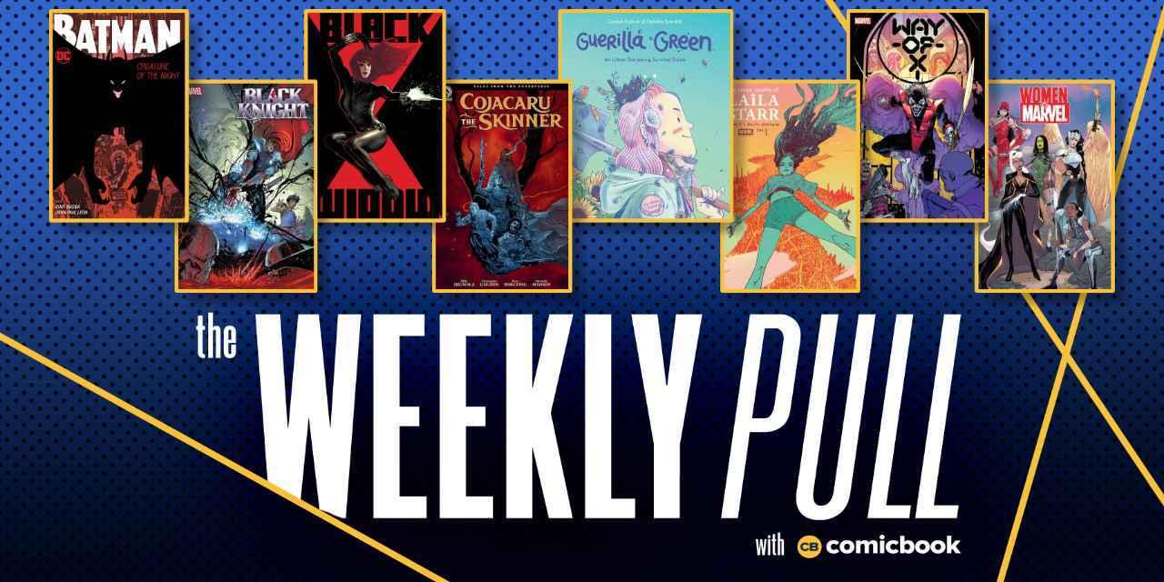 weekly pull week of april 21 2021