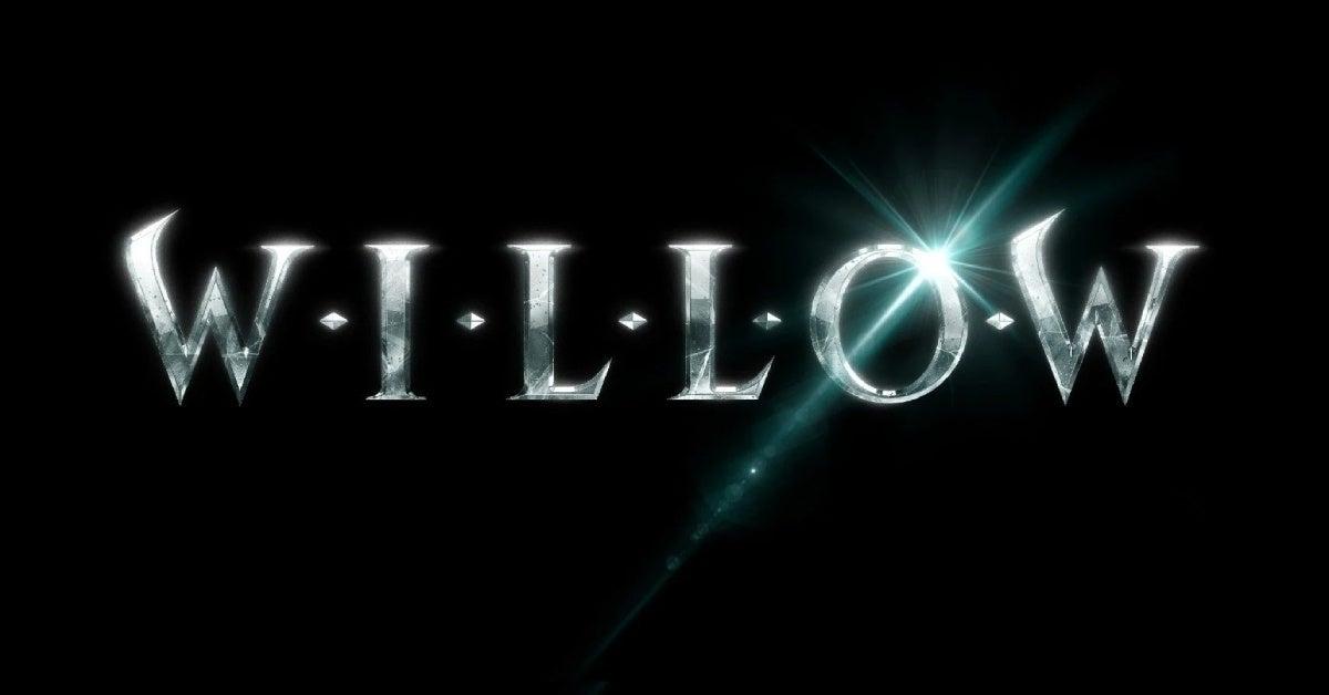 willow disney+ logo