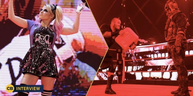 WWE-Alexa-Bliss-Working-With-Bray-Wyatt-Fiend