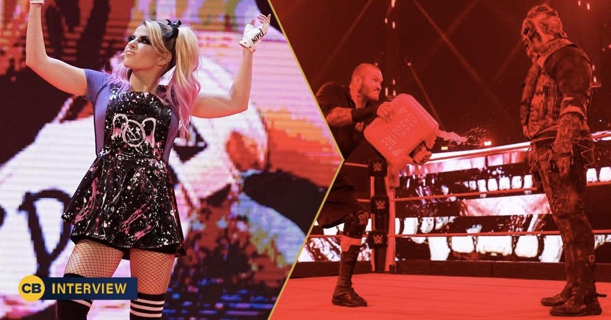WWE-Alexa-Bliss-Working-With-Bray-Wyatt-Fiend