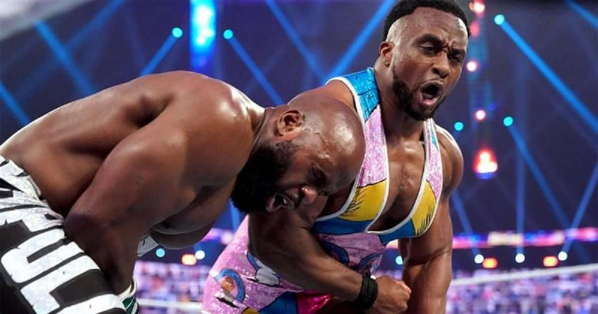 WWE Big E Nigerian