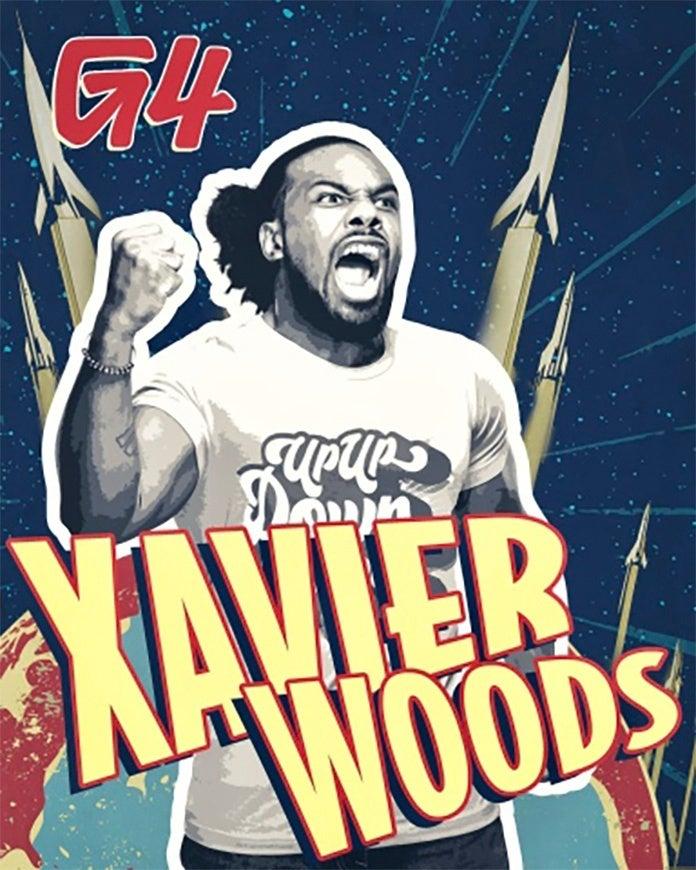 WWE-G4-Xavier-Woods