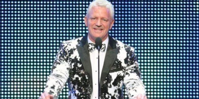 WWE Hall of Fame Jeff Jarrett