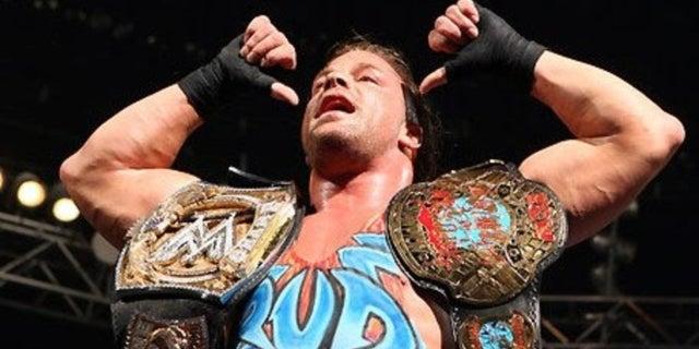 Rob Van Dam (Impact Wrestling)