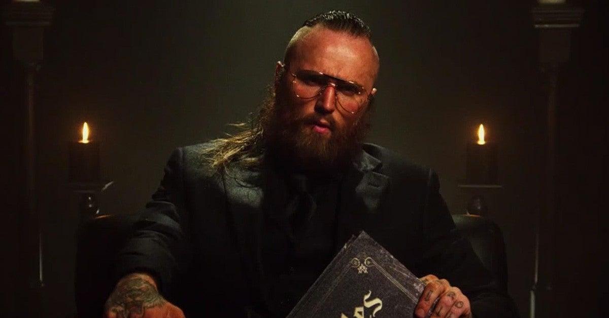 WWE-SmackDown-Aleister-Black