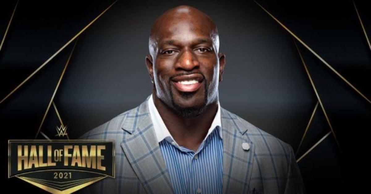 WWE-Titus-ONeil-WWE-Hall-of-Fame
