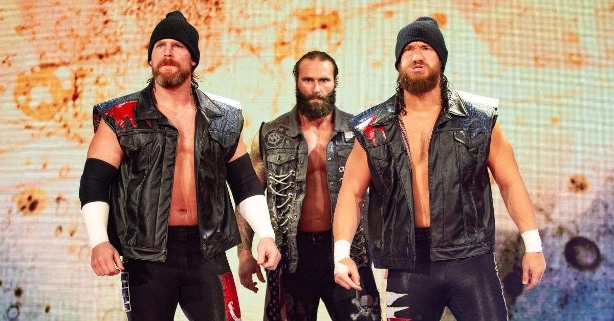 WWE-Wesley-Blake-Released