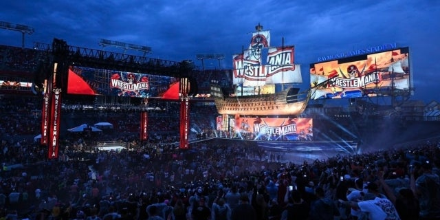 WWE-WrestleMania-37-Raymond-James-Stadium-Stage