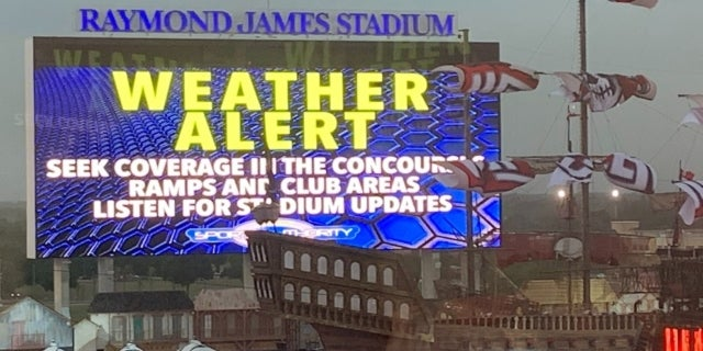 WWE-WrestleMania-37-Storm-Weather-Alert