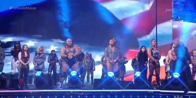 WWE WrestleMania Otis