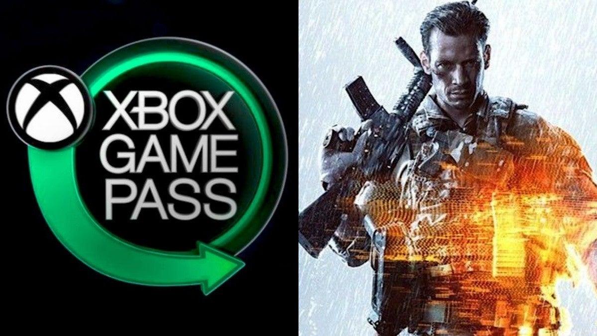 Xbox Game Pass Battlefield