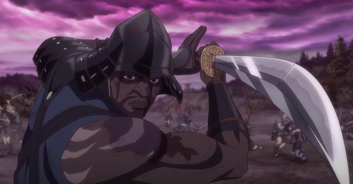 Yasuke Netflix Anime LeSean Thomas Lakeith Stanfield