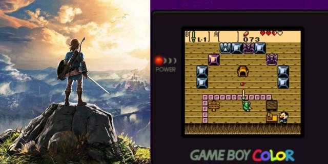Zelda GBC