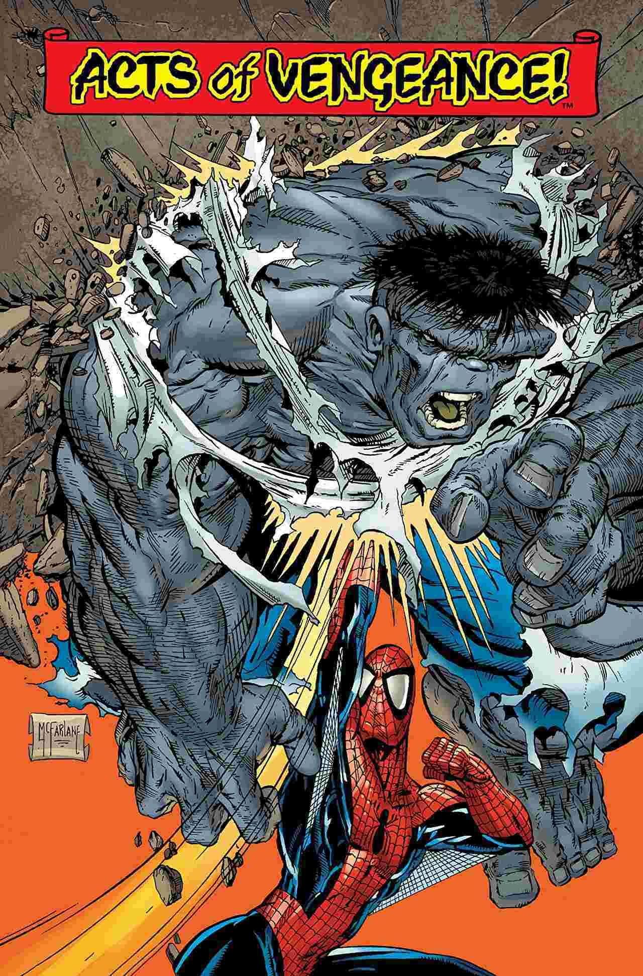 Acts of Vengeance Spider-Man & the X-Men