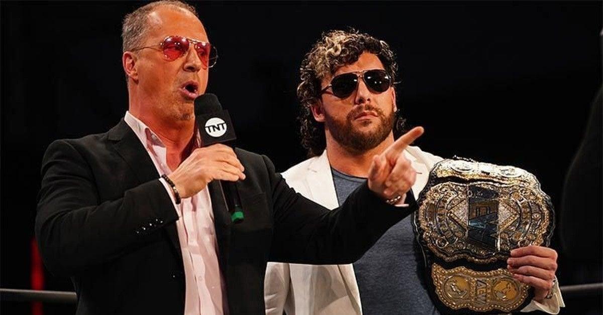 AEW-Kenny-Omega-AEW-World-Champion
