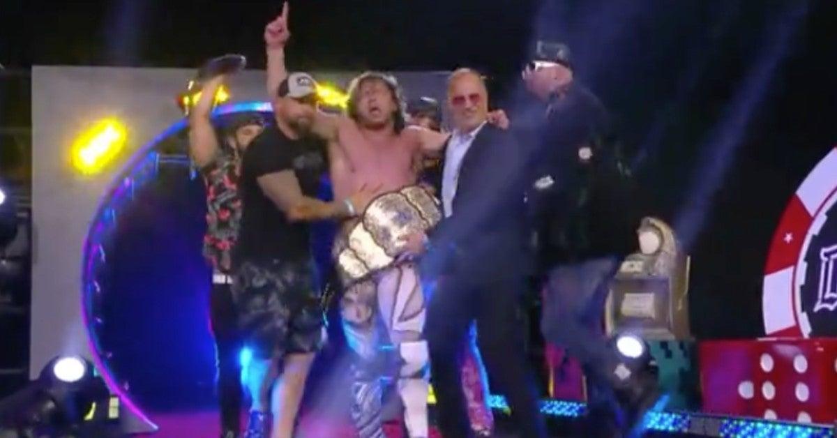AEW-Kenny-Omega-Retains-AEW-World-Championship