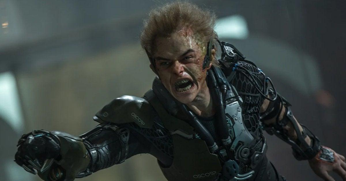 amazin spider-man dane dehaan jarry osborne green goblin