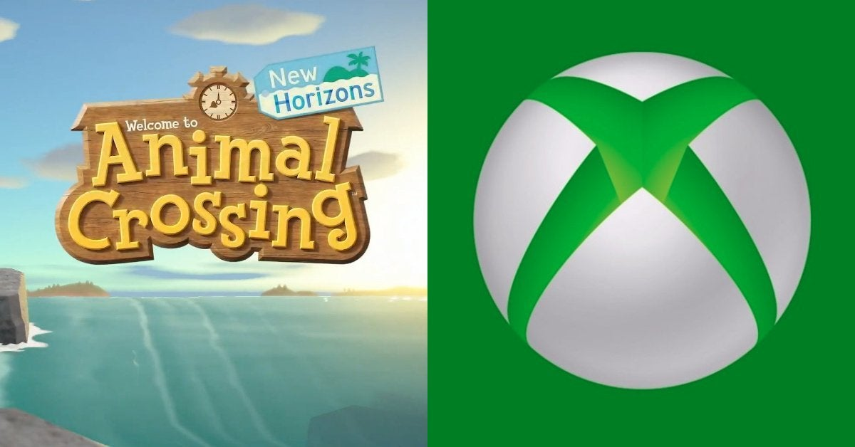 Animal Crossing Xbox