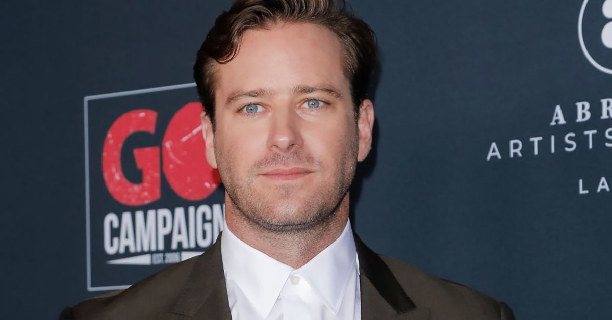 armie hammer getty images