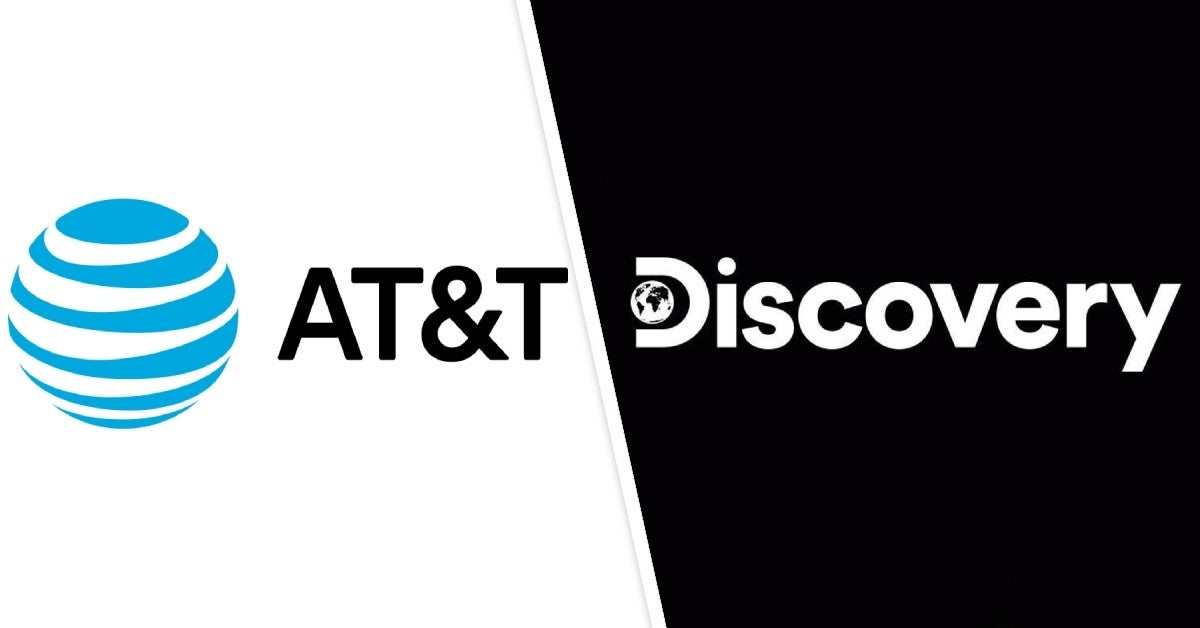 at&t discovery merger