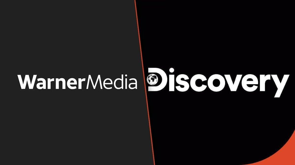 ATT WarnerMedia Discovery Merger Official
