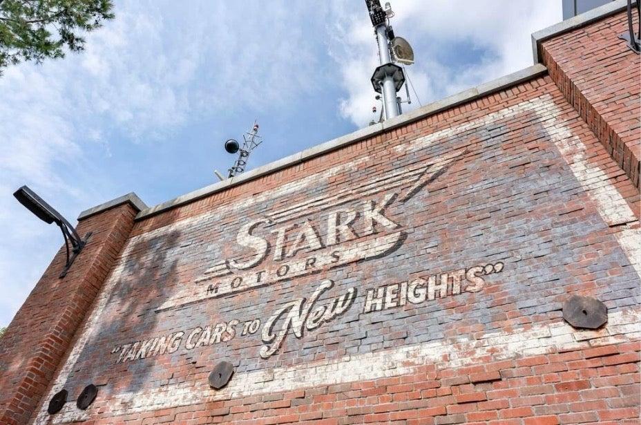 Avengers Campus Stark Motors