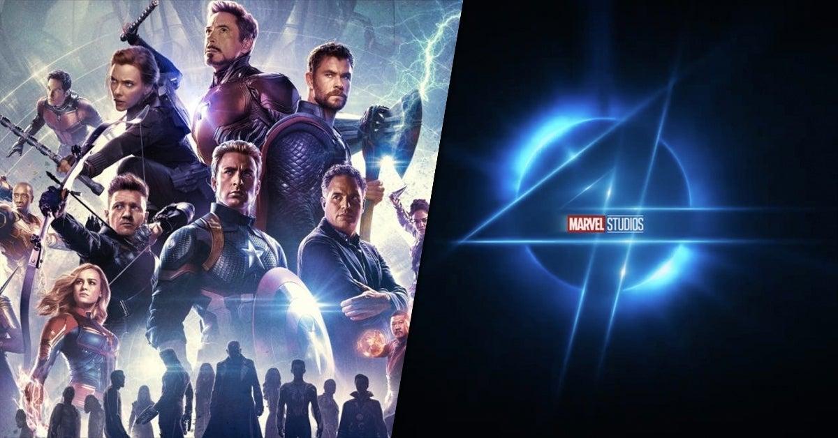 avengers fantastic four