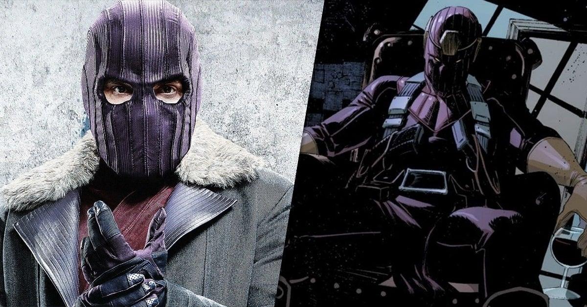baron zemo comic mask