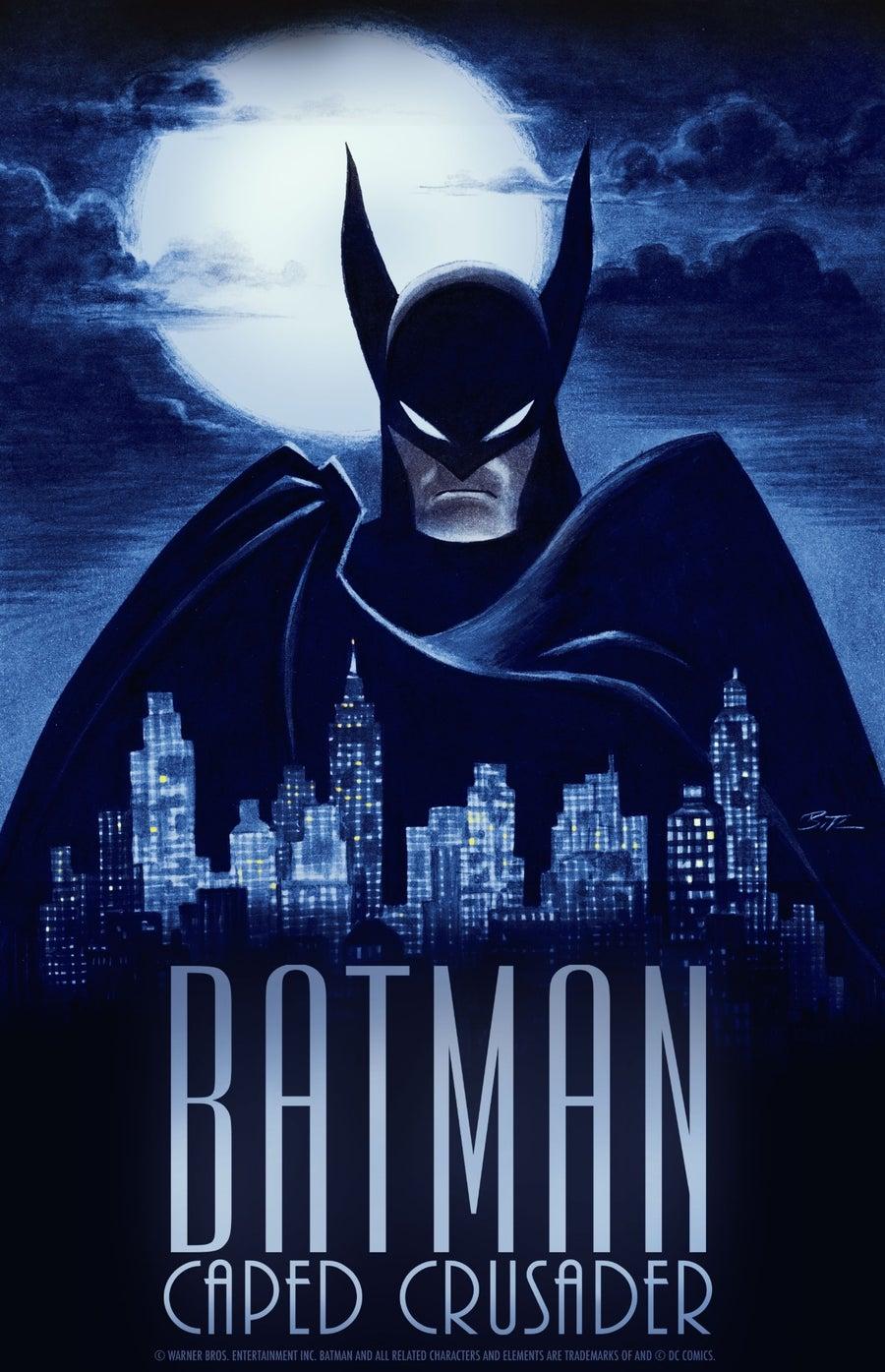 Batman: Caped Crusader poster
