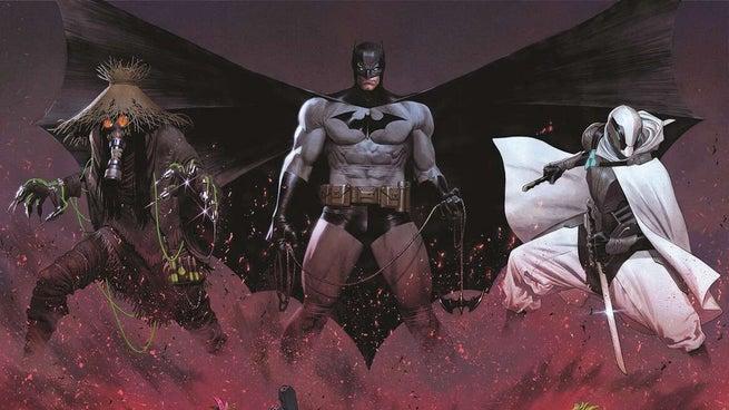 Batman Fear State DC Comics