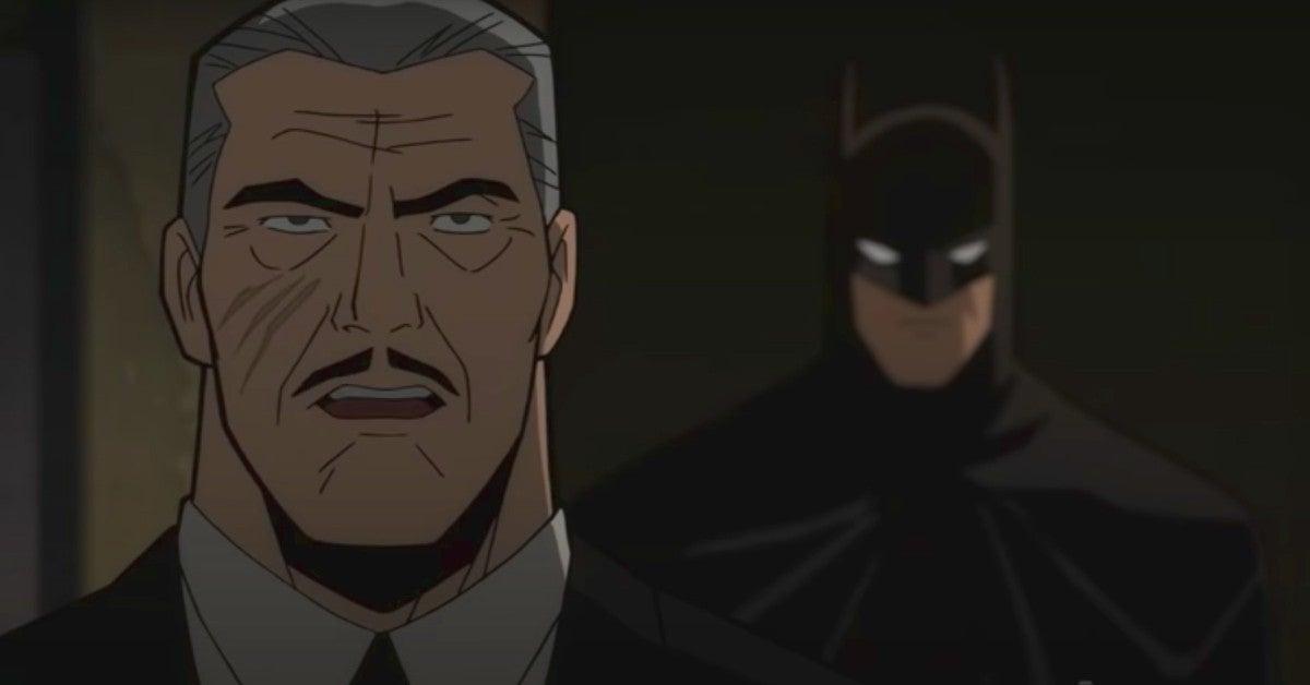 Batman The Long Halloween Part 2 Trailer