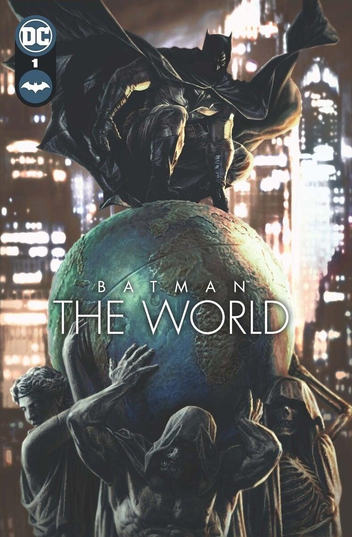 batman the world dc comics