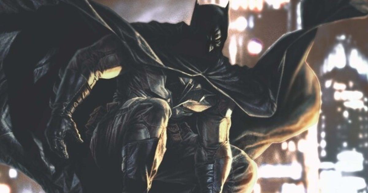 batman the world header
