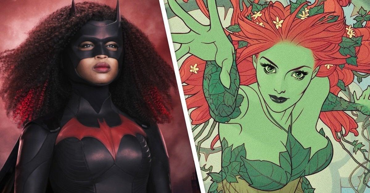 batwoman poison ivy