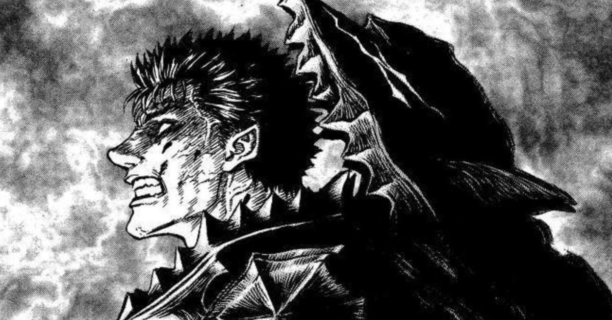 Berserk Manga Kentaro Miura