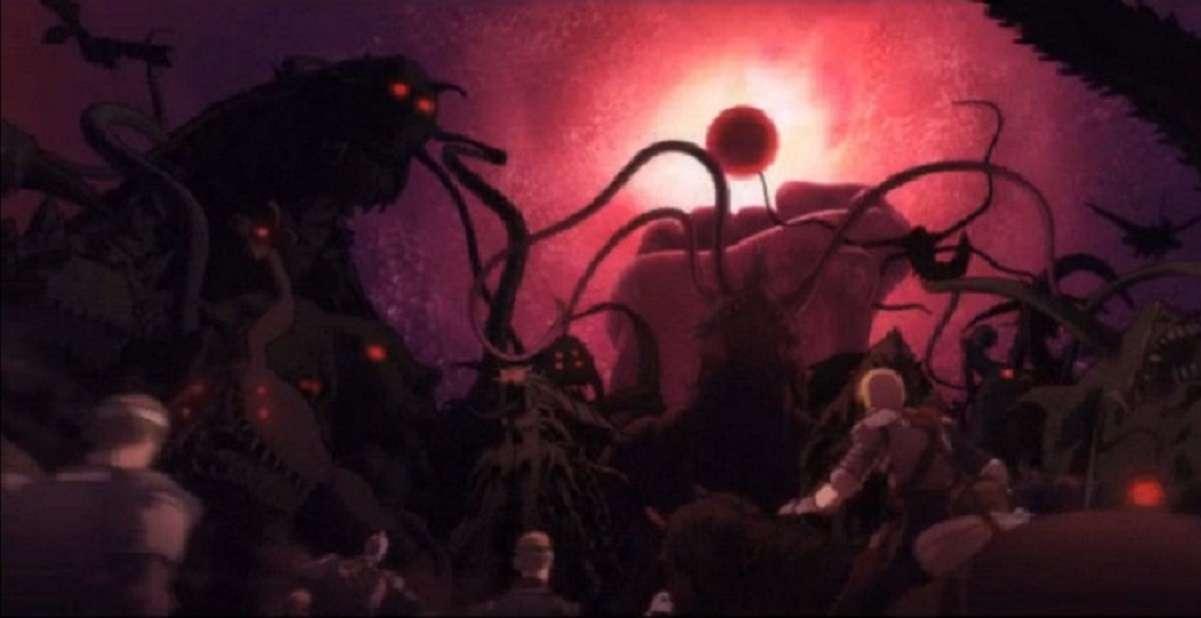 Berserk Monsters Kentaro