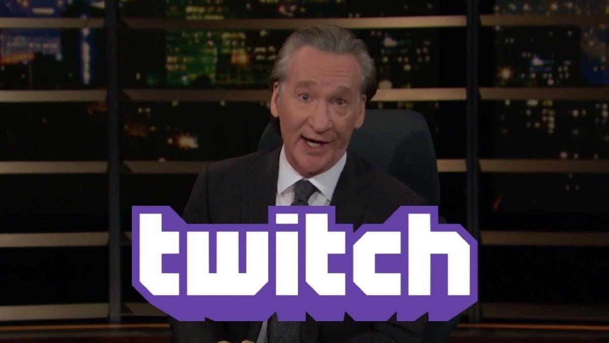 Bill Maher Twitch