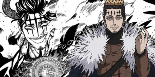 Black Clover Dante Zogratis Weakness Spoilers Manga