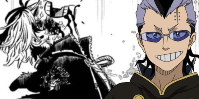 Black Clover Magna Dante Fight Winner Spoilers Manga