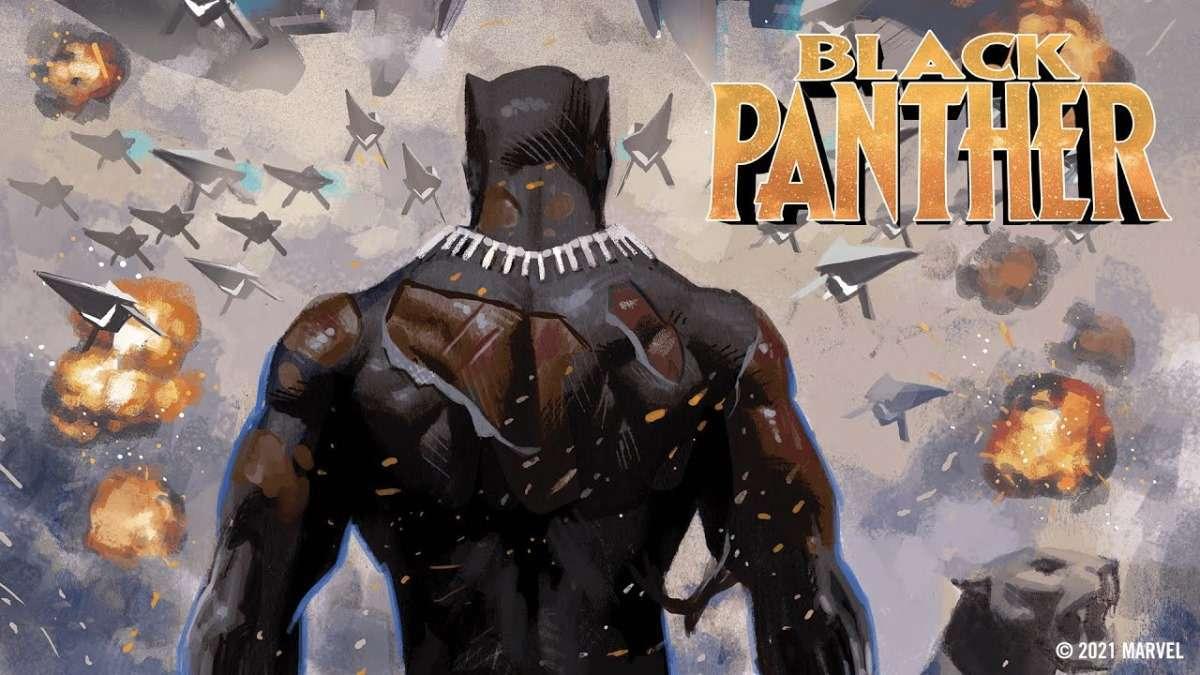 Black Panther 25 Ta-Nehisi Coates Finale Trailer