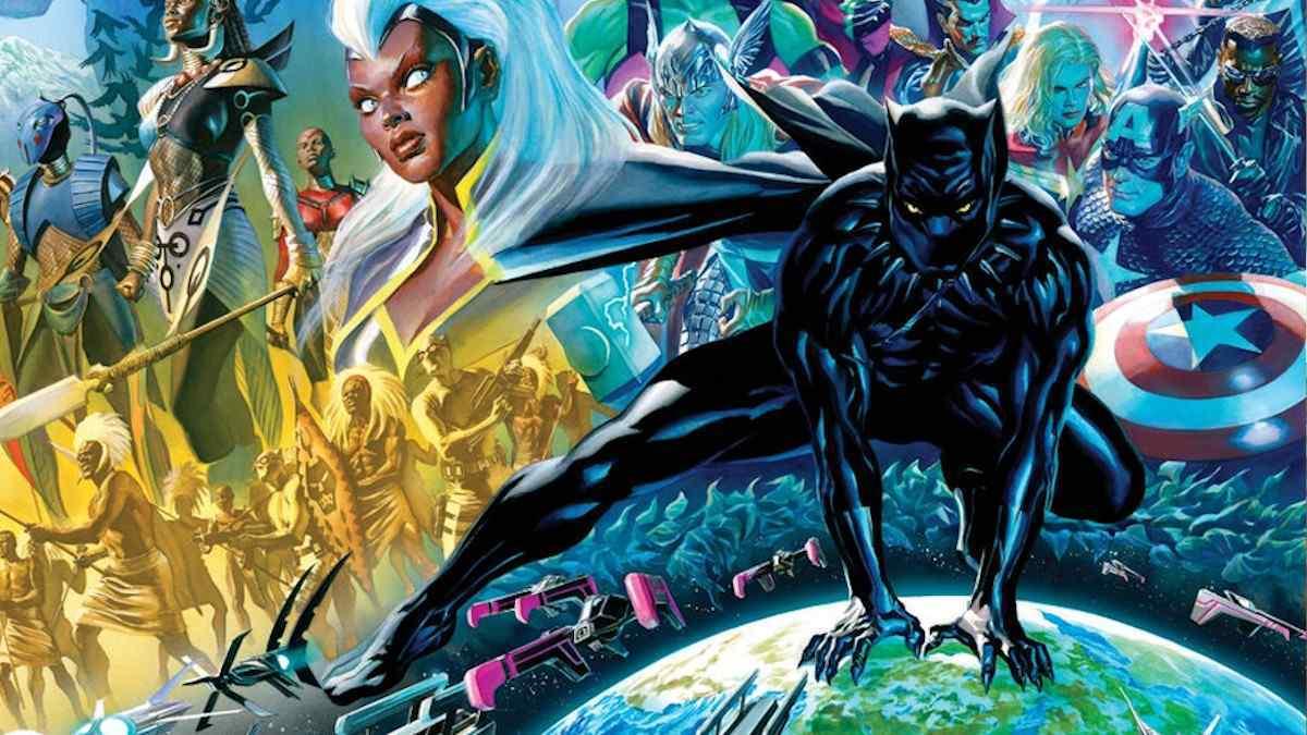 Black Panther John Ridley Marvel Comics