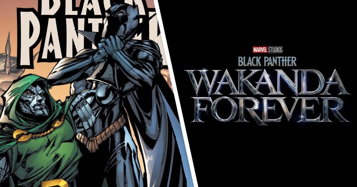 black panther wakanda forever doctor doom