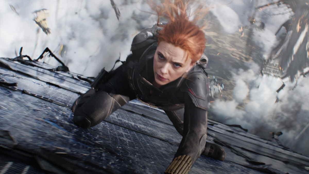 Black Widow Movie Marvel Scarlett Johansson