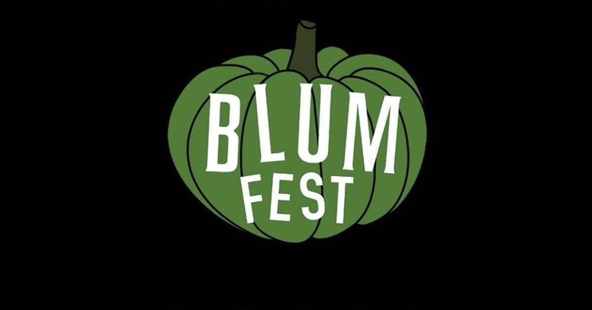 blumfest event blumhouse logo