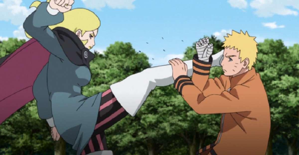 Boruto Naruto Delta