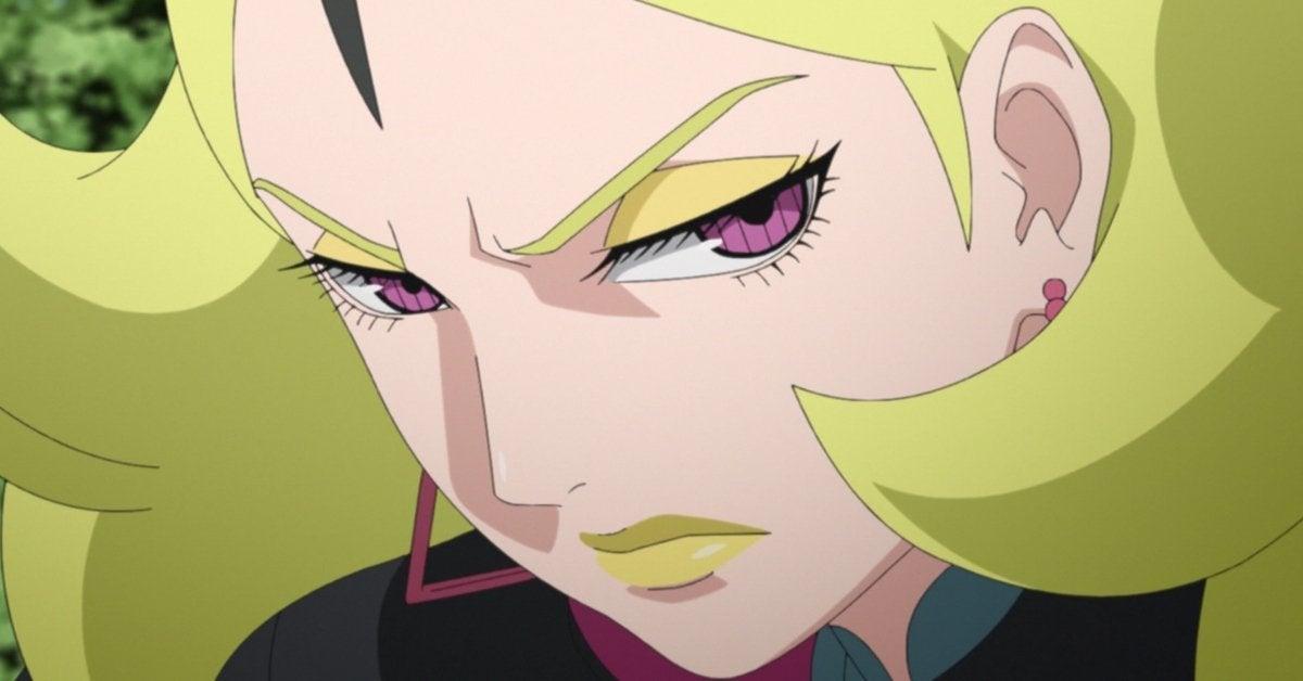Boruto Naruto Delta Anime Kawaki Arc
