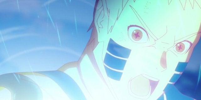 Boruto Naruto Delta Fight Episode 199 Anime
